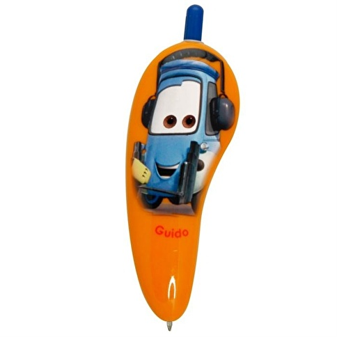 Disney Cars Guido Clicker Tükenmez Kalem 10 Cm Renkli